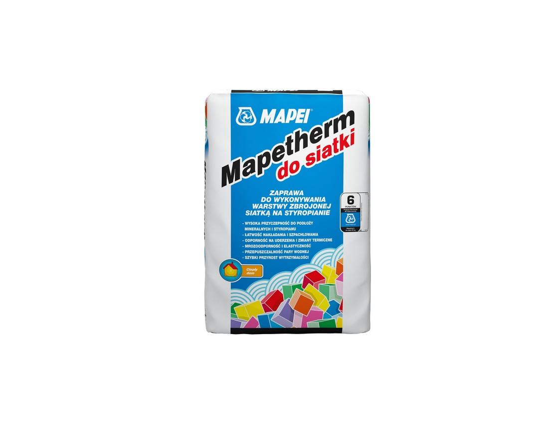 Klej do Siatki MAPEI Mapetherm 25 kg
