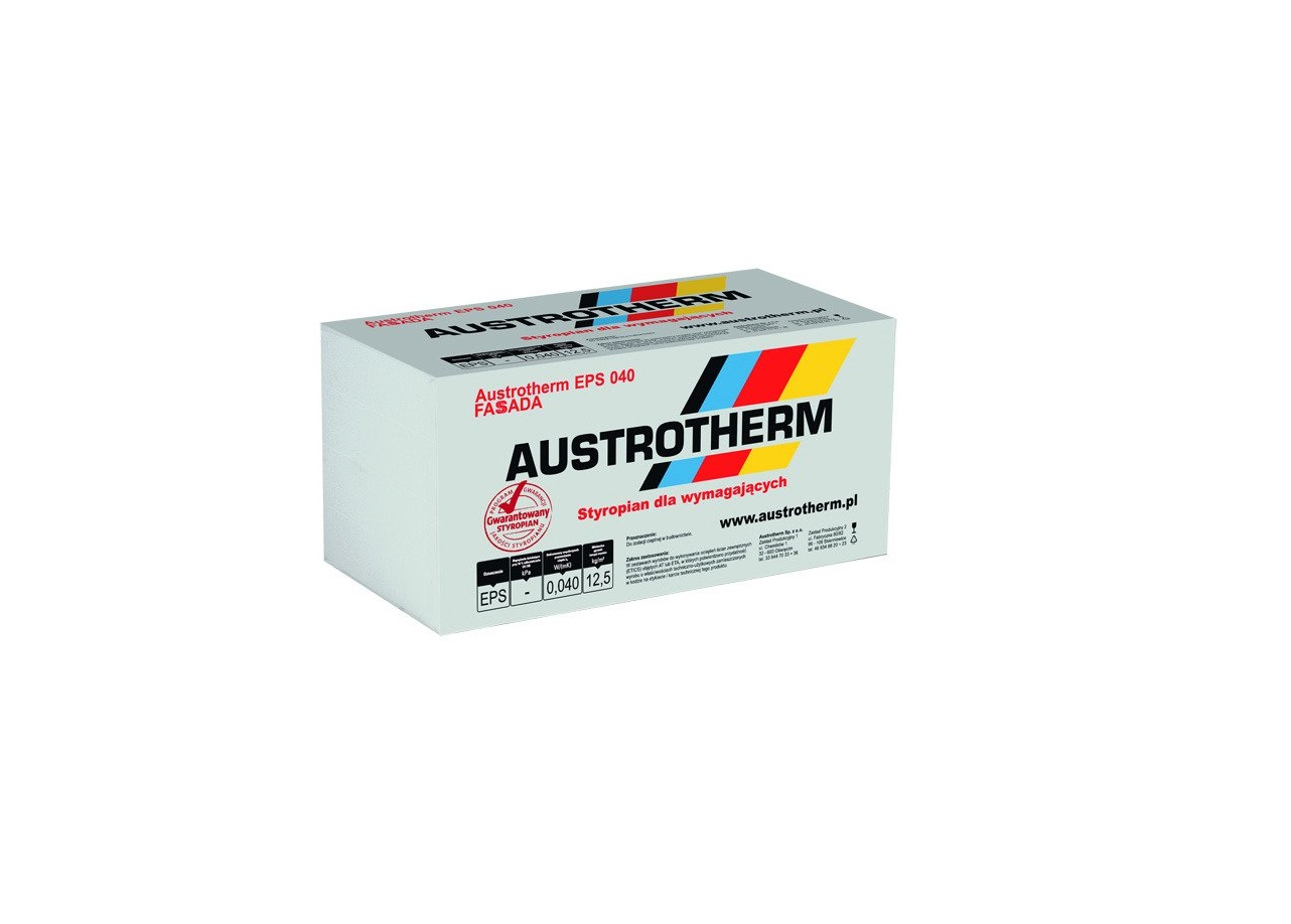 Styropian Austrotherm  040 FASADA 1m3